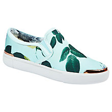 Buy Ted Baker Malbeck Slip On Trainers Online at johnlewis.com