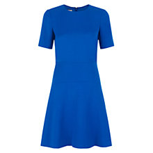 Buy Hobbs Blue Dariella Dress Online at johnlewis.com