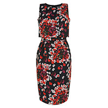 Buy Hobbs Maria Dress, Multi Online at johnlewis.com