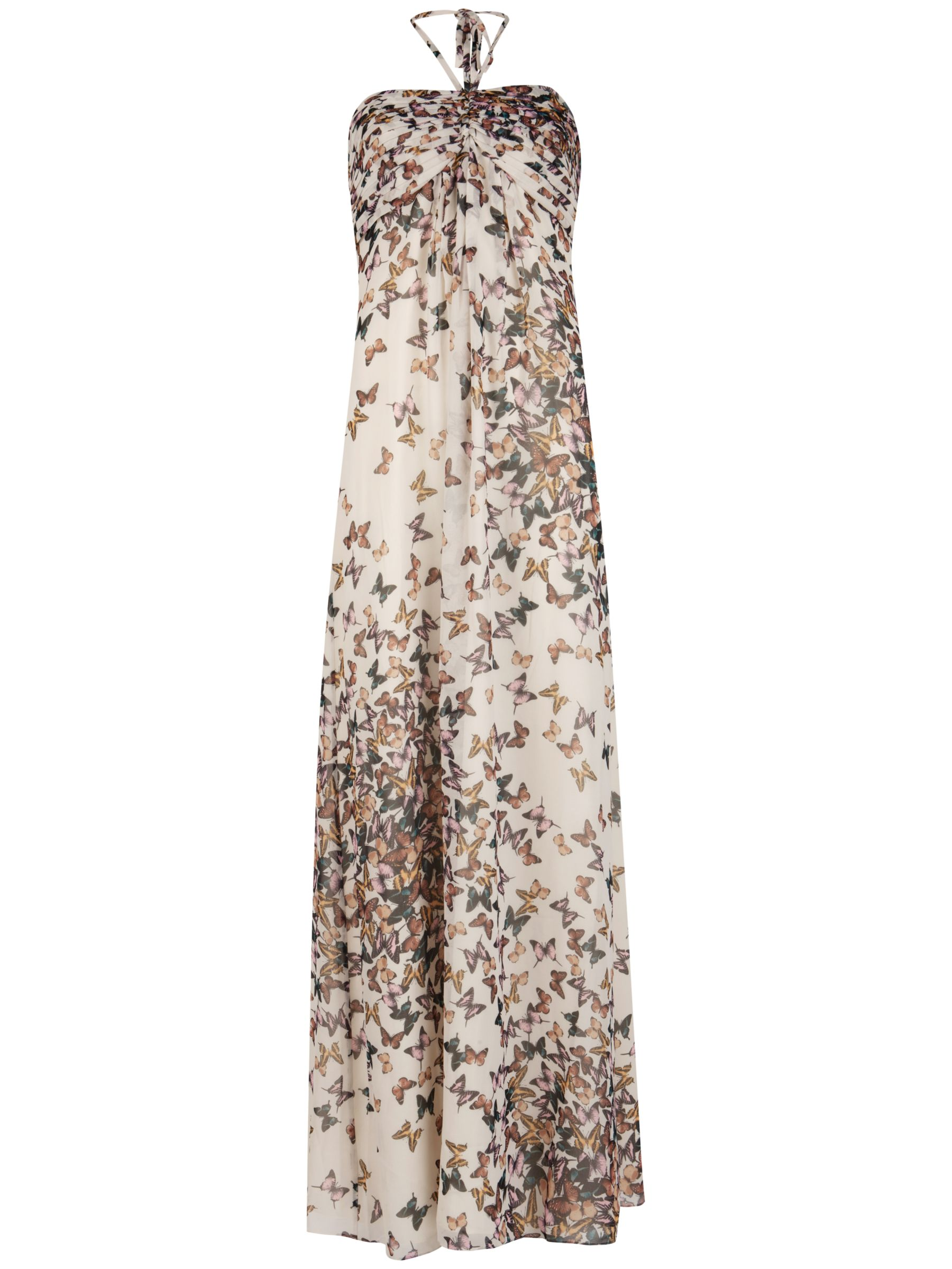 ted baker calipso butterfly print maxi dress cream, ted, baker, calipso, butterfly, print, maxi, dress, cream, ted baker, 1|2|0|5|4|3, women, womens dresses, gifts, wedding, wedding clothing, female guests, fashion magazine, womenswear, men, brands l-z, 1844067