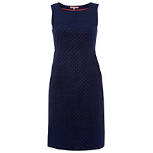 Buy White Stuff Spitalfields Cord Dress, Navy Online at johnlewis.com