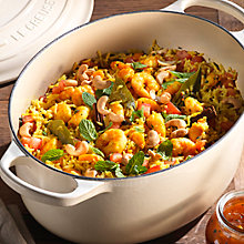 Buy Prawn & Cardamom Biryani by Le Creuset Online at johnlewis.com