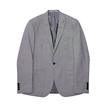 Buy Ben Sherman Tailoring Slim Fit Brushed Puppytooth Suit Jacket, Grey Online at johnlewis.com
