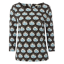 Buy White Stuff Piccadilly Top, Clear Sky Online at johnlewis.com