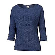 Buy Fat Face Luella Twist Jumper Online at johnlewis.com