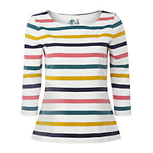 Buy White Stuff Marlow Striped T-Shirt, Multi Online at johnlewis.com