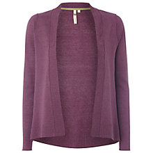 Buy White Stuff Little Amsterdam Cardigan, Misty Mauve Online at johnlewis.com
