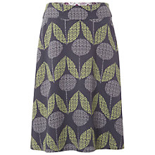Buy White Stuff Holland Reversible Skirt, Steel Online at johnlewis.com