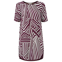 Buy White Stuff Maude Tunic Dress, Misty Mauve Online at johnlewis.com