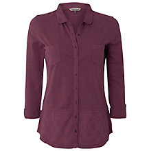 Buy White Stuff Dorothea Shirt, Misty Mauve Online at johnlewis.com