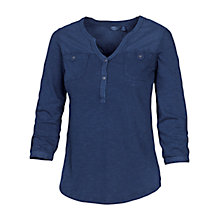 Buy Fat Face Wickham Plain Popover Top Online at johnlewis.com