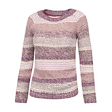 Buy Fat Face Fleet Textured Jumper Online at johnlewis.com