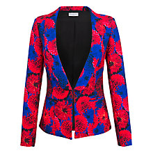 Buy Wolf & Whistle Floral Blazer, Multi Online at johnlewis.com