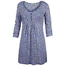 Buy Fat Face Misty Meadow Tunic Dress, Dark Chambray Online at johnlewis.com