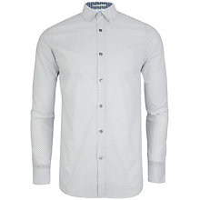 Buy Ted Baker Barkway Geo Print Shirt Online at johnlewis.com