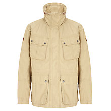 Buy Aigle Mainfield Lightweight Safari Jacket, Beige Online at johnlewis.com