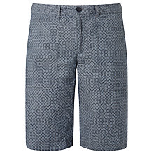 Buy Woolrich John Rich & Bros. Chambray Chino Shorts, Royal Chambray Online at johnlewis.com