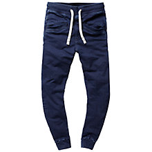 Buy G-Star Raw Davin 3D Sweat Pants, Navy Online at johnlewis.com
