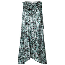 Buy Damsel in a dress Fairway Print Silk Dress, Multi Online at johnlewis.com