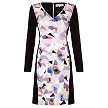 Buy Damsel in a dress Misty Print Shift Dress, Multi Online at johnlewis.com