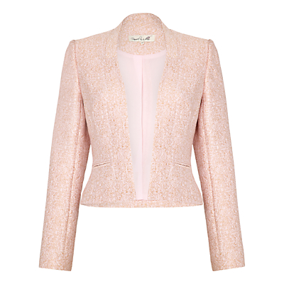 Damsel in a dress Pumice Jacket, Pink
