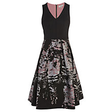 Buy Coast Raya Jacquard Dress, Multi Online at johnlewis.com