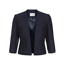 Buy Jacques Vert Petite Edge to Edge Jacket, Monique Online at johnlewis.com