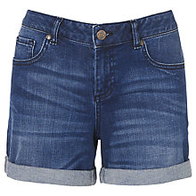 Buy Phase Eight Thea Shorts, Denim Online at johnlewis.com