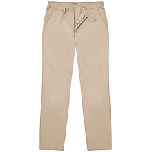 Buy Jaeger Classic Chinos, Beige Online at johnlewis.com