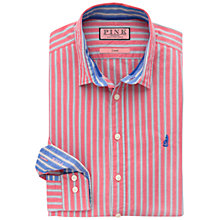 Buy Thomas Pink Taverner Stripe Shirt Online at johnlewis.com