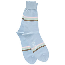 Buy Thomas Pink Ferndale Socks Online at johnlewis.com