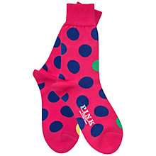 Buy Thomas Pink Seymour Spot Socks Online at johnlewis.com