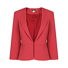 Buy Phase Eight Alba Jacket, Azalea Online at johnlewis.com