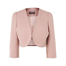 Buy Phase Eight Lena Jacket, Confetti Pink Online at johnlewis.com