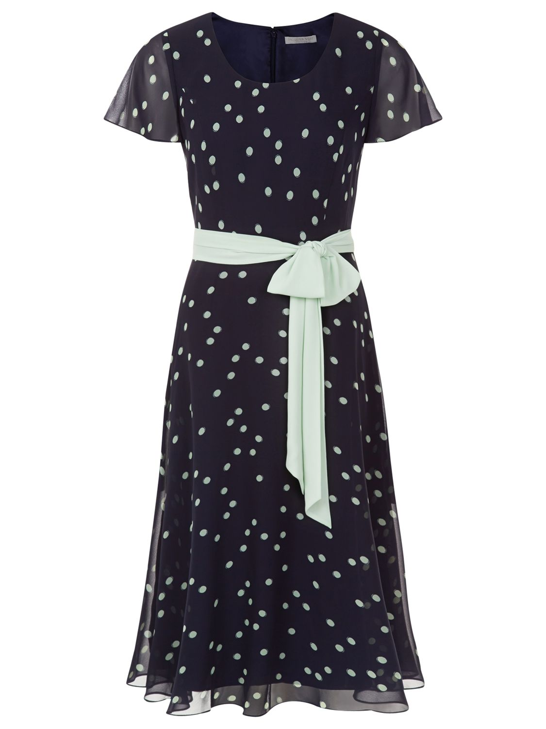 jacques vert petite fit and flare dress multi navy, jacques, vert, petite, fit, flare, dress, multi, navy, jacques vert, 10|22|14|18|12|20|16|24|8, women, womens dresses, gifts, wedding, wedding clothing, mother of the bride, female guests, 1845352