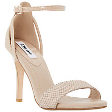 Buy Dune Madeira Ankle Strap Sandals Online at johnlewis.com