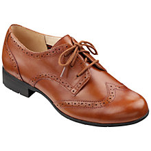 Buy Hotter Dalton Leather Lace Up Brogues Online at johnlewis.com