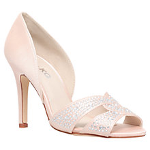 Buy Miss KG Gretal High Heel Sandals, Pale Pink Online at johnlewis.com