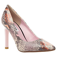 Buy Dune Alwen Pointed Toe Court Shoes Online at johnlewis.com