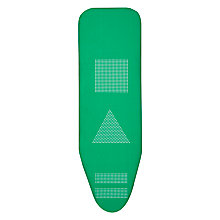 Buy House by John Lewis Stop, Pause, Play Ironing Board Cover Online at johnlewis.com