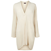 Buy Phase Eight Payton Crepe Blouse, Antique Online at johnlewis.com