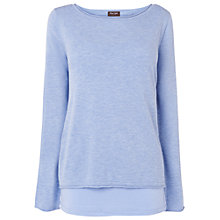 Buy Phase Eight Charlotte Jumper, Blue Marl Online at johnlewis.com