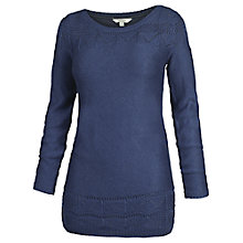 Buy Fat Face Pointelle Tunic Online at johnlewis.com