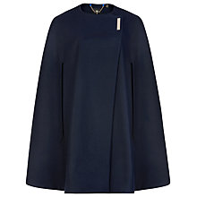 Buy Ted Baker Minimalist Cape Online at johnlewis.com