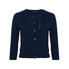 Buy French Connection Spring Bambino Cardigan, Nocturnal Online at johnlewis.com