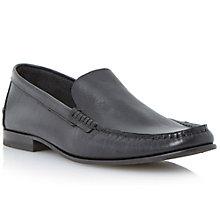 Buy Dune Rescue Leather Moccasin Loafer Online at johnlewis.com