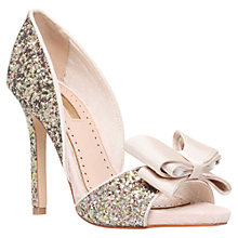 Buy Miss KG Gabriella High Heel Occasion Sandals, Nude Online at johnlewis.com