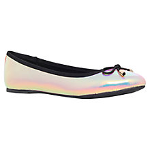 Buy Miss KG Nel Ballerina Pumps, Multi Online at johnlewis.com