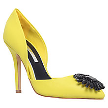 Buy Miss KG Evelyn Embellished Court Shoes Online at johnlewis.com
