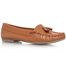 Buy Miss KG Nixon Leather Loafers Online at johnlewis.com